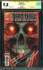 Thanos #15 CGC 9.8 ~2ND PRINT~ Cosmic Ghost Rider revealed to be Frank Castle!