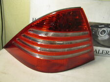 MERCEDES-BENZ S-CLASS 2003-2006 LEFT/DRIVER SIDE OEM TAIL LIGHT #A2208200764