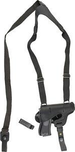 Makarov, Beretta84, Walther PPK, FEG PA63, shoulder leather gun holster
