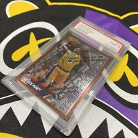 1996 Topps Finest W/ Coating Kobe Bryant PSA 9 RC Rookie Card #74