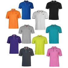48c7ce165073cf SLAZENGER Polo-Shirt tipped S M L XL XXL 3XL 4XL Poloshirt Polohemd Golf  Tennis