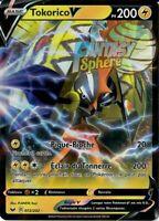 Pokemon - Tokorico V - Ultra Rare - 72/202 EB01 Epee Bouclier  - VF Francais