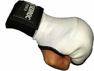 Sedroc Boxing Gel Hand Wrap Gloves Knuckle Guards Shields Inner Fist Wraps Pair