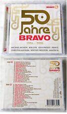 50 JAHRE BRAVO 1956-2006 Queen,Beatles,Abba,Elvis,Kiss,Toten Hosen,...DO-CD TOP