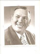7x9 CBS television promotional photo Dizzy Dean, game of the week