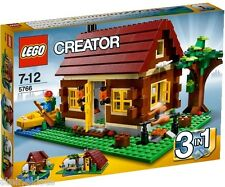 LEGO® Creator - 3 in 1 Blockhaus 5766 Log Cabin NEU & OVP