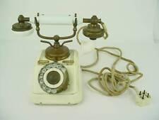 Vintage EXPOGA DANMARK Danish Porcelain Telephone