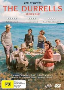 The Durrells - Series 1 DVD