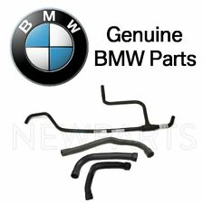 For BMW E31 850CSi 850i Set of Upper Lower Radiator Hoses w/ Water Hoses OES
