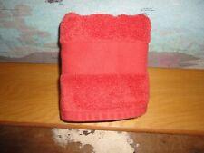 RALPH LAUREN WESCOTT SUMMER ORANGE (1PC) HAND TOWEL 15 X 24