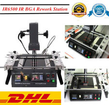 Rework Station IR6500 BGA Welder Infrared SOLDERING TECH for Laptop Desktop DEI
