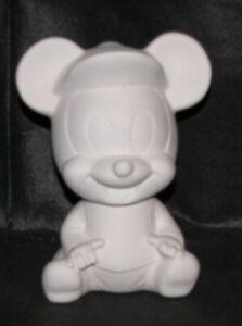 Disney Baby Mickey, Mini, Daisy Banks Ready to paint