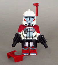 LEGO Star Wars 9488 - ARC Clone Trooper Minifigure, Pauldron Kama Backpack