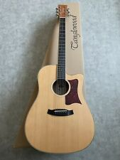More details for electro acoustic guitar rrp £399 solid cedar top & mahogany body tuner preamp