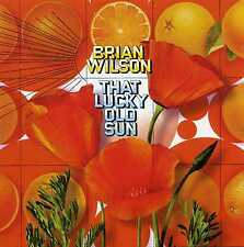 BRIAN WILSON - THAT LUCKY OLD SUN - NEW CD!!