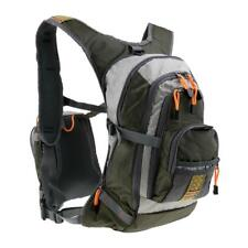 Multifunctional Detachable Outdoor Fly Fishing Chest Pack and Backpack Bag