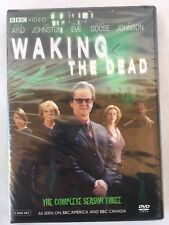 NEW WAKING THE DEAD ** Complete Season Three 3 / BBC Video DVD