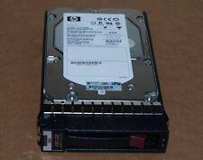 """HP 450GB 15K 6G SAS 3.5"""" hard drive 517352-001 516832-004 533871-002 + CADDY"""
