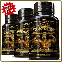 MALE PERFORMANCE ENHANCER STRONGEST LEGAL PILLS TRIBULUS MUSCLE BODY BUILDING