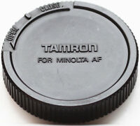 Genuine Tamron Rear Lens Cap For Minolta Sony Alpha AF Mount Lenses