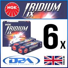 6x NGK BKR8EIX (2668) Iridium IX Spark Plug *Wholesale Price SALE*