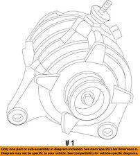 CHRYSLER OEM-Alternator 68272108AD