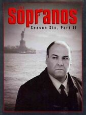 Sopranos Season Six - Part 2 4pc WS Dig DVD 2007 Region 1 US IMPORT