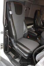 Sitzbezüge LKW DAF XF 106 2013-2017 Wunsch Farbe 6 Teiliges Set
