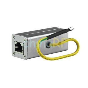Lightning Surge Protection Device ST-RJ45 Ethernet LAN