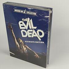 The Evil Dead DVD DigiPack Ultimate Edition US Import Region 1 US Import New