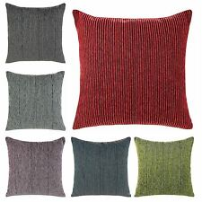 Polyester Square Bedroom Decorative Cushion Covers