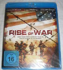 Blu-ray: Rise of War - NEU + OVP FSK16
