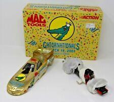 Mac Tools Gatornationals 2001 Firebird Funny Car 1/6000 Action 1:24 Limited Ed