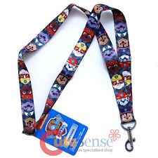 Paw Patrol Lanyard Key Chian ID Holder