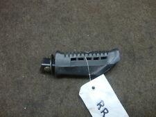 04 2004 SUZUKI GS500 GS 500 F GS500F FOOT PEG, RIGHT REAR #7373