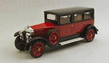 Fiat 519S Limousine 1929 Red/Black 1:43 Model RIO4382 RIO