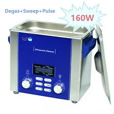 Dental Jewelry Printer Head Ultrasonic Cleaner PULSE DR-P40 4L POWER Adjustable