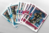 2020 Donruss football Rookies and Rated Rookies U Pick From List #251-350