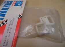 New Rare Traxxas White Caster Blocks TRX-3 Race (30 Degree) Pro 2632-R/2632R