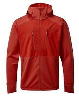 RAB Mens Megaflux L Hoody Softshell Fleece Top Jacket Large. RRP £110. THERMIC