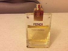 VINTAGE FENDI THEOREMA Esprit ete EDP PERFUME SPRAY WOMEN 3.5 Fl.oz 100ml 3.4oz