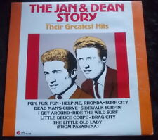 JAN AND DEAN The Jan And Dean Story - Their Greatest Hits LP