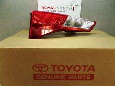 Toyota Rav4 2013 - 2015 Left Rear Inner Tail Light Lamp Genuine OEM OE
