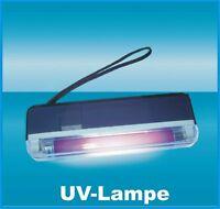 UV-Lampe, UV-Belichtungslampe / Stempelmachen ohne Tageslicht