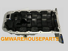 2009-2011 CHEVY AVEO 1.6 ENGINE OIL PAN NEW GM # 25181235
