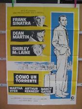1739      COMO UN TORRENTE. FRANK SINATRA, DEAN MARTIN, SHIRLE