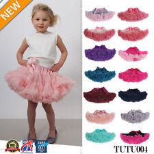 Nylon Pettiskirt Skirts (2-16 Years) for Girls