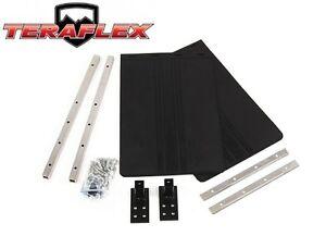 TeraFlex Removable Mud Flap Kit For 1987-2018 Jeep Wrangler YJ TJ LJ JK 4808401