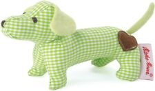 Baby juguetes mini Greifling Corgi verde aprox. 13 cm de largo Jacinta Kruse 78378