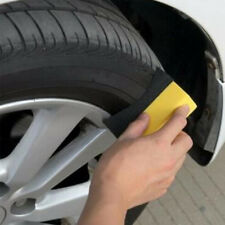 Auto Car Wheel Tire Waxing Polishing Compound Washing Sponge Cleaning Pad Brush